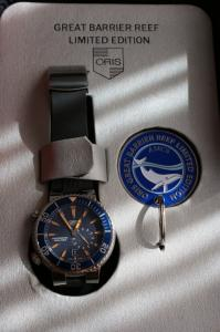 Ma nouvelle (1) : Oris Great Barrier Reef Mini_232076DSC02019