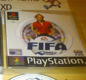 "Jeux ""multi-version"" black label PS1 Mini_246622FIFA20013"