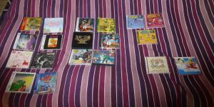 Collection (quasi) complète de Veggie 11 Mini_254227P1020024
