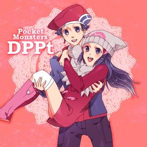 CommonerShipping (Diamond/Koki/Louka x Platinum/Hikari/Aurore) Mini_263483957905