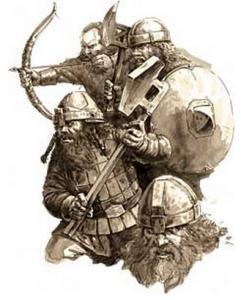 Catalogue des armées des Rois des Montagnes Rouges Mini_283072Guerriersnains