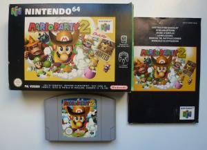 2ème épreuve: Le plus de jeux avec Mario Mini_284200P1020905