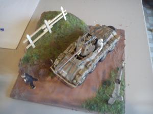 sdkfz - Sdkfz 234/4 Italeri 1/35 Mini_362890DSC0345