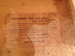 Musée de la Résistance dans le VERCORS Mini_364162IMG0499