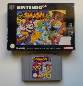 2ème épreuve: Le plus de jeux avec Mario Mini_378782P1020901