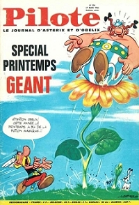 Pilote - Le journal d'Astérix et d'Obélix Mini_404937pilote334