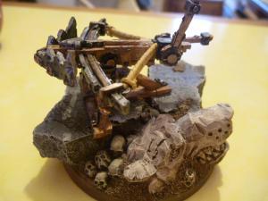 La tribu de la Lune Rousse - CDA Tamurkhan - Warhammer Forum Mini_422702P1040543