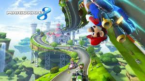 Communauté Mario Kart 8 wii U
