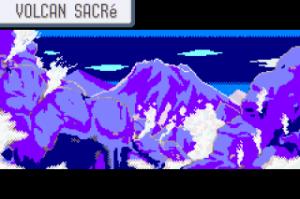 Volcan Sacré