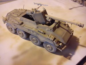 sdkfz - Sdkfz 234/4 Italeri 1/35 Mini_448798DSC0282