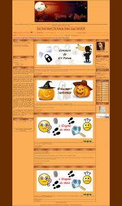 [Souvenir] Thèmes et Kits du forum Mini_45950602Portailhalloweenrose