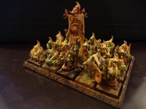 Orques et gobelins / Hauts-Elfes / Elfes Noirs Mini_460468P1050030