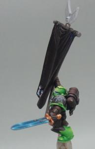Aztec Warrios porte bannière Mini_476084SM45