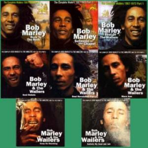 1998/2002 - The Complete Wailers 1967 /1972 Vol 1 a 10 (Jad)