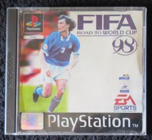 "Jeux ""multi-version"" black label PS1 Mini_498145FIFA983"