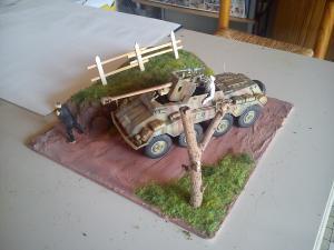 sdkfz - Sdkfz 234/4 Italeri 1/35 Mini_498330DSC0342