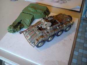 sdkfz - Sdkfz 234/4 Italeri 1/35 Mini_510425DSC0314