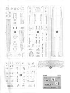 Destroyer Z-17 Diether von Roeder - 1/350e - Zvezda Mini_528345numrisation0001