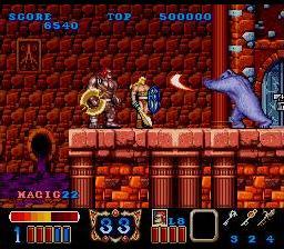 Magic Sword - Fiche de jeu Mini_544026272