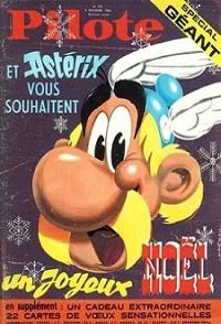 Pilote - Le journal d'Astérix et d'Obélix Mini_547405pilote372