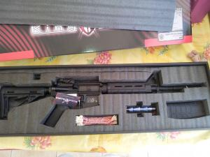 Superbe SMITH&WESSON M&P 15 MOE BY KING ARMS 150€ Mini_54986320120616145839