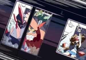 ChessShipping [Black/Touya x White/Touko] ♥ Mini_571356845811