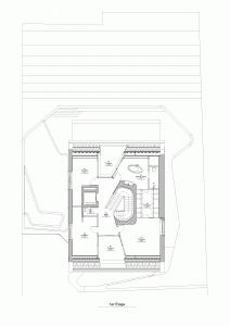 """Challenge thème : """"modélisation et rendu d'une maison atypique"""" - Silk37 & SB - ArchiCAD 17 - 3DS/V-Ray - Photoshop Mini_577275011erEtage"""