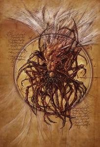 ~ L'Univers de Lovecraft ~ Mini_583921ATLACHNACHA