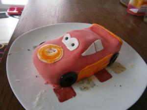 Cars quatre roues : Flash McQueen et ses amis Mini_632119P2240059