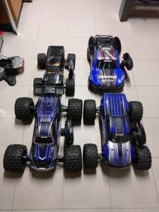 En attendant l'X-Maxx, mes autres jouets ;) Mini_634537IMG20170917120156