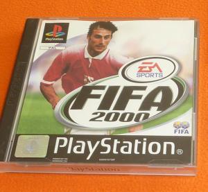 "Jeux ""multi-version"" black label PS1 Mini_643442FIFA20006"