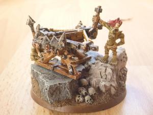 La tribu de la Lune Rousse - CDA Tamurkhan - Warhammer Forum Mini_647789P1040558