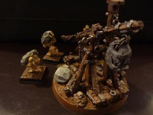 Orques et gobelins / Hauts-Elfes / Elfes Noirs Mini_649360P1040998