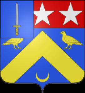 CHARPENTIER  Henri-François-Marie - Comte et général . Mini_672825BlasondugnralCharpentier