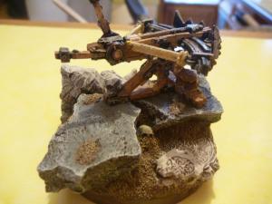 La tribu de la Lune Rousse - CDA Tamurkhan - Warhammer Forum Mini_675257P1040547