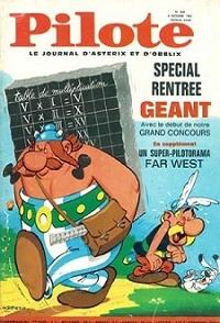Pilote - Le journal d'Astérix et d'Obélix Mini_685690pilote363