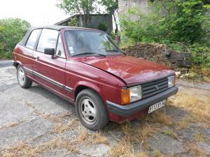 remise en état cabriolet 1984 Mini_69008620150508105857