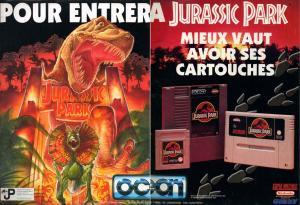 Jurassic Park - Fiche de jeu Mini_692335JurassicParkPub2