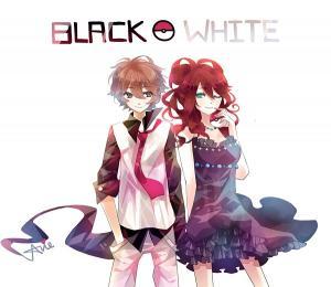 ChessShipping [Black/Touya x White/Touko] ♥ Mini_7436571024300