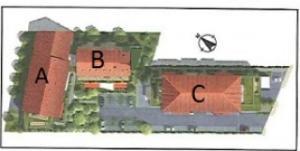 Batiments A, B et C