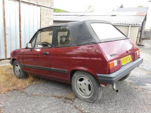 remise en état cabriolet 1984 Mini_77195720150508105940