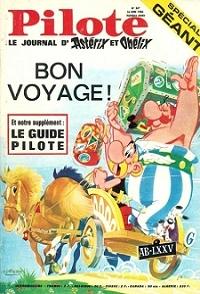 Pilote - Le journal d'Astérix et d'Obélix Mini_776883pilote347