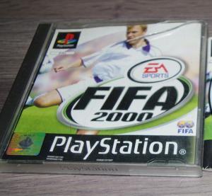 "Jeux ""multi-version"" black label PS1 Mini_787031FIFA20007"