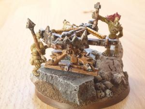La tribu de la Lune Rousse - CDA Tamurkhan - Warhammer Forum Mini_791507P1040562