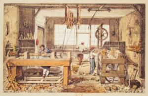 l'Atelier de charpente
