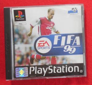 "Jeux ""multi-version"" black label PS1 Mini_833804FIFA993"