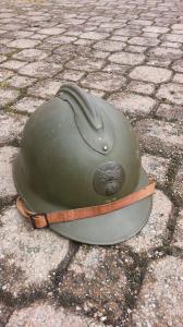 Casques Adrian M26 de l'Infanterie Mini_83447720170909114640
