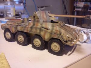 sdkfz - Sdkfz 234/4 Italeri 1/35 Mini_854510DSC0289