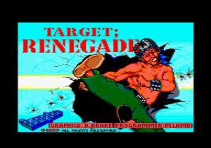 [AMSTRAD CPC] La trilogie Renegade Mini_876999TARGET