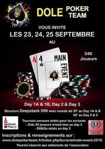 MAIN EVENT de Dole Poker Team les 23, 24 & 25 septembre Mini_879955ME4DPTforums